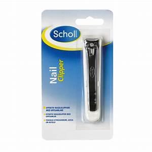 Scholl Nail Clipper 1 pcs - £2 95