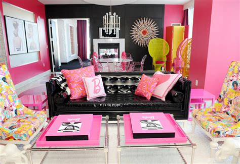 The Barbie Suite At The Palms Has Room For About 50 Guests
