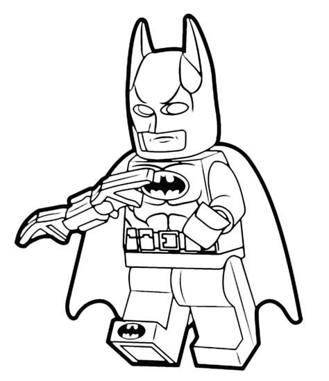 disegni da colorare batman e ispirazione disegni lego da colorare da stare avec