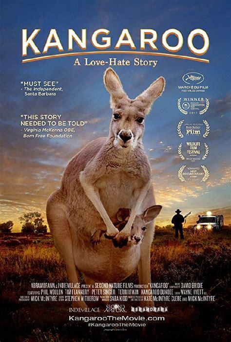 kangaroo  trailer release date poster