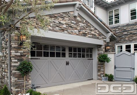 Abracadabra Garage Door by California 02 Custom Architectural Garage Door