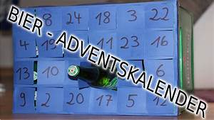 Bier Adventskalender Selber Machen : bier adventskalender schnell einfach selber machen basteln last minute geschenk f r freund ~ Frokenaadalensverden.com Haus und Dekorationen