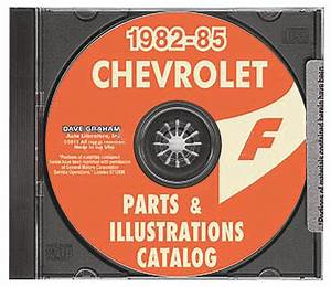 General Motors Parts And Accessories Guide Cd
