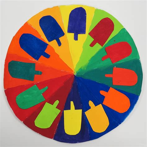 complementary color wheel sinking springs complementary color wheels 5th