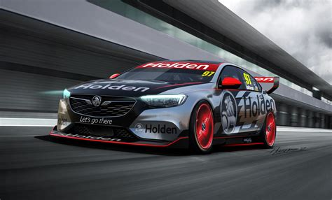 New Supercar by New Commodore Supercar Breaks Cover Supercars