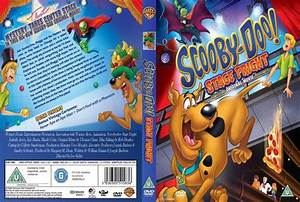 Freecoversnet Scooby Doo Stage Fright 2019 R2 Custom