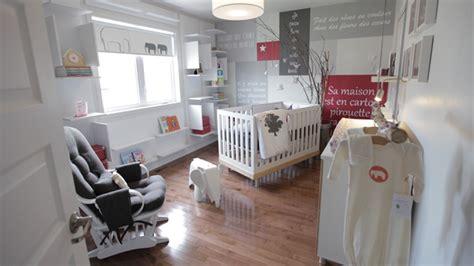chambre bébé tendance une chambre de bébé unisexe déco tendance casa