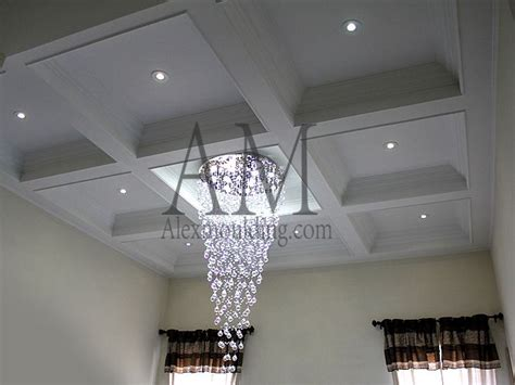 Coffered Ceiling Vs Waffle Ceiling 22 best coffered waffle ceilings images on