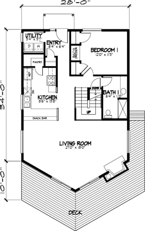 small a frame house plans a frame cabin house plan 57437