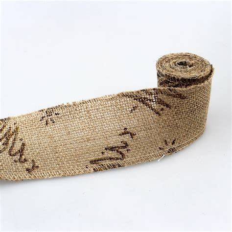 burlap mesh ribbons wholesale 60184