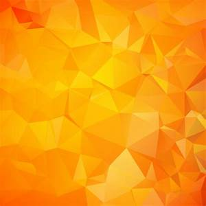 Orange triangle (geometric pattern) Vector | Free Download