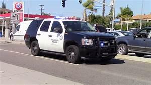 Inglewood Police dept. Tahoe responding - YouTube