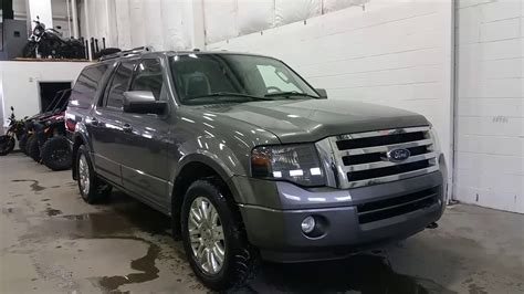 ford expedition max limited  sunroof leather