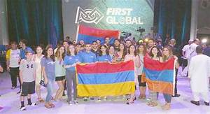 Armenia TUMO Team conquers bronze at the FIRST Global ...