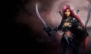 Champion Relaunch: Katarina, the Sinister Blade ...