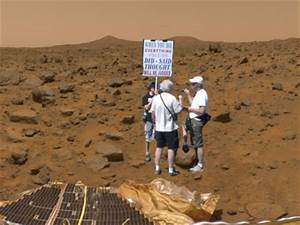 People Have Been to Mars (page 5) - Pics about space