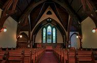 University of Virginia Wedding Chapel
