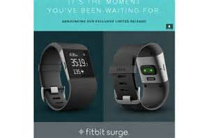 Surge Fitness Fitbit Watch
