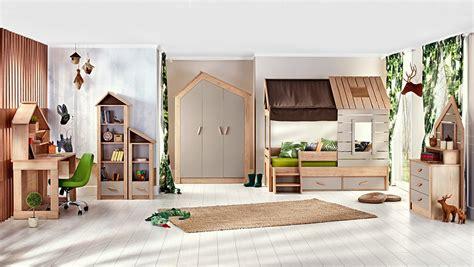 Kinderzimmer Komplett Set Mädchen by Kinderzimmer Komplett Set Quot Forester S Hut Quot Furnart