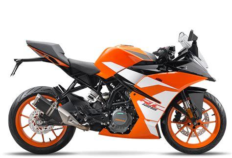 ktm rc 125 auspuff ktm rc 125 2018 phillip mccallen motorcycles