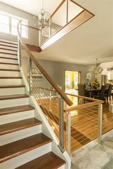 project  cable rod railing systems stairsupplies