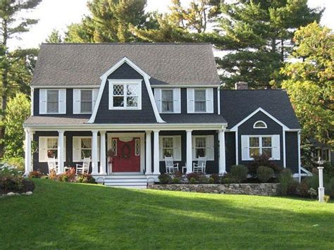 colonial home exterior makeover my presto the