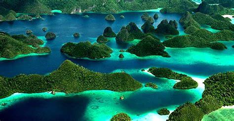 tujuan wisata indonesia terkenal  mendunia