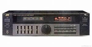 Jvc Rx-302 - Manual - Digital Synthesizer Receiver