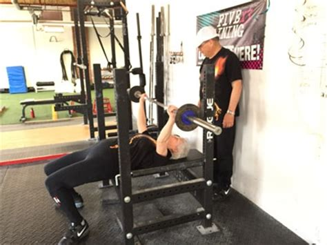 Starting Weight Bench Press by Exercise Government Style Rippetoe