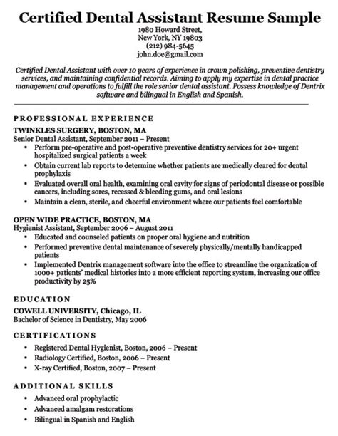 Great Resume Objective Statements Examples
