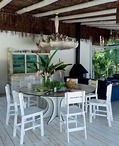 Weisse Esstisch Stühle : 105 wohnideen f r esszimmer design tischdeko und ~ Michelbontemps.com Haus und Dekorationen