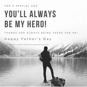 Happy Father's Day Wishes, Messages and Quotes – Someone ...