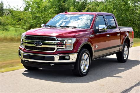Refreshed 2018 Ford F-150 Adds Power Stroke Diesel, More