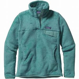 Patagonia Re-Tool Snap-T Fleece Pullover - Women's ...