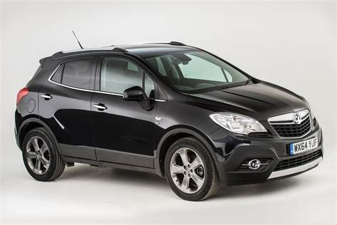 Used Vauxhall Mokka Review Auto Express