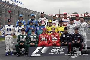 Championnat Du Monde Formule 1 : les pilotes du championnat du monde de formule 1 2004 grand prix d 39 australie photos formule ~ Medecine-chirurgie-esthetiques.com Avis de Voitures