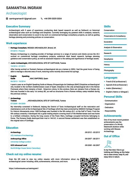 Resume Creator Pdf by Resume And Pdf Resume Creator Onlineresume Us