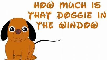 Window Doggie Much Lyrics Rhyme Nursery