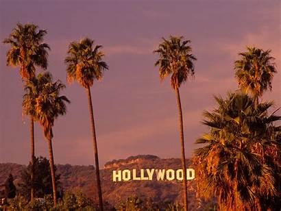 Hollywood California Voici Une