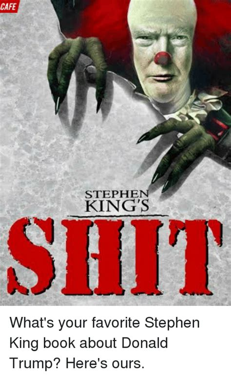 Stephen King Memes - 25 best memes about stephen king books stephen king books memes