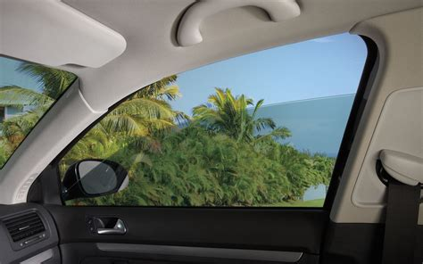 ms window films block heat  uv rays  dark tint
