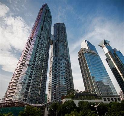 Shenzhen Pacific Center East Tower China Towers
