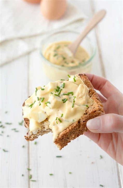 eiersalat ohne mayonnaise rezept zum selber machen