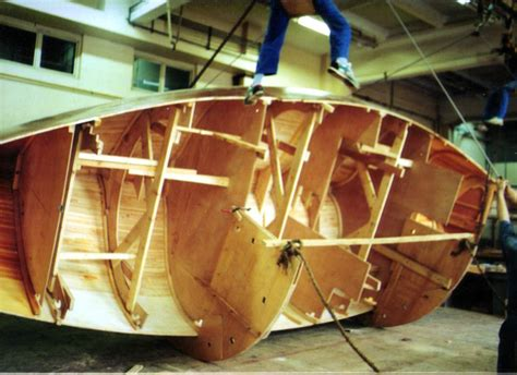 Cold Molded Boat by Planking Cold Molded Hull Boat Design Net