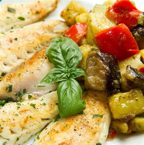 dorade cuisine recette filets de dorade aux aubergines