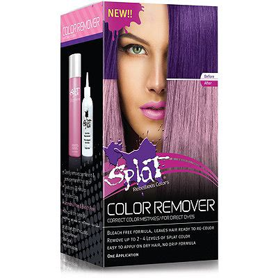 color remover hair hair color remover kit ulta