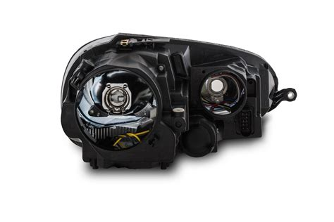 golf 4 xenon scheinwerfer scheinwerfer in xenon optik schwarz passend f 252 r vw golf 5