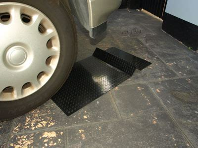PARKING PADS stop your car and keep your garage free of