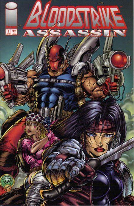 Bloodstrike: Assassin 0 (Image Comics) - ComicBookRealm.com