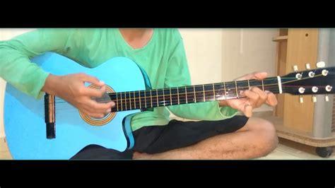 [tutorial] Chord Guitar Hujan Kemarin